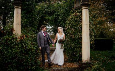 JAYE + ALEX – AUTUMN WEDDING AT THE ORANGERY IN SETTRINGTON, NORTH YORKSHIRE