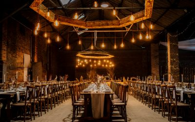 WHITE SYKE FIELDS – A CREATIVE WEDDING VENUE ON THE EDGE OF THE YORKSHIRE WOLDS